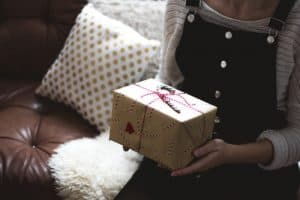 Christmas gifts for charity